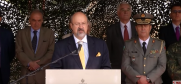 TV news report featuring OSCE SG Zannier