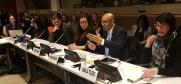 Speaking at a panel on safety of female journalists at the United Nations Headquarters, OSCE Representative on Freedom of the Media Harlem Désir underlined the link between safety of female journalists, plurality and democratic societies.