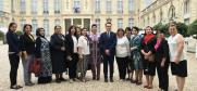 A high-level study visit from 11 to15 June 2018 to Paris was jointly organized by the OSCE Programme Office in Dushanbe, in co-operation with the Embassy of France in Dushanbe and the French Ministry of Foreign Affairs.