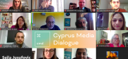 Under the auspices of the Cyprus Media Dialogue project, the Office of the OSCE Representative on Freedom of the Media (RFoM) organized an online event today to conclude the second exchange opportunity for journalists from the Turkish Cypriot and Greek Cypriot communities.