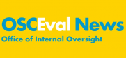 The evaluation newsletter of the Office of Internal Oversight