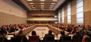 Die Wiener Hofburg ist Sitz des Ständigen Rates, des wichtigsten regelmäßig tagenden Beschlussfassungsorgans der OSZE.