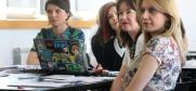 Učesnici seminara o načinima promocije političkog učešća mladih u region koje pokriva OEBS, Beograd, 2. jun 2015. godine (OSCE/Milan Obradovic)