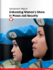 Enhancing Women´s Share in Peace and Security