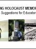 Preparing Holocaust Memorial Days: Suggestions for Educators