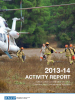 Cover OCEEA Annual Report (OSCE)