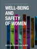 "Cover for factsheet ""Well-Being And Safety Of Women"" (OSCE)"