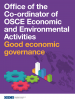 Good economic governance factsheet cover (OSCE)