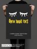 #OpenYourEyes poster (OSCE)
