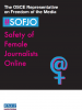 OSCE RFoM factsheet on Safety of Female Journalists Online.  (OSCE)
