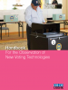 Front cover of the Handbook for the Observation of New Voting Technologies (OSCE)