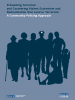 "Front cover of ""Preventing Terrorism and Countering Violent Extremism and Radicalization that Lead to Terrorism: A Community-Policing Approach"". (OSCE)"