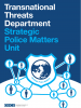 """Thumbnail cover of the """"Factsheet of the OSCE Strategic Police Matters Unit"""" (OSCE)"""