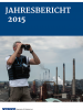 Cover (German) of the OSCE Annual Report 2015 (OSCE)