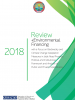 Cover of the Review on Environmental Financing (OSCE)