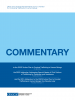 Cover of Commentary publication (OSCE)