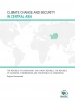Cover for Climate Change and Security report (OSCE)