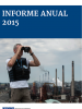 Cover of the Spanish translation of the OSCE Annual Report 2015 (OSCE)