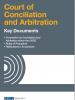 Key documents CCA (OSCE)