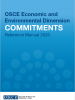 cover: OSCE Economic and Environmental Dimension Commitments  (OSCE)