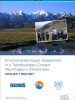Cover: Environmental Impact Assessment in a Transboundary Context: Pilot Project in Central Asia (OSCE)