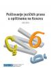 """""""Poštovanje jezickih prava u opštinama na Kosovu"""" - naslovna stranica  (OSCE)"""