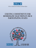 "Front cover of ""Existing Commitments for Democratic Elections in OSCE Participating States"" (OSCE)"