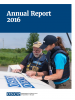 cover for OSCE Annual Report 2016 (OSCE)