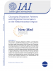 Cover of the Changing Migration Patterns and Migration Governance in the Mediterranean Region publication.  (OSCE)
