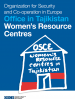 cover for OSCE Women's Resource Centres in Tajikistan Factsheet 2016 (OSCE)