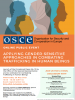 Flyer front cover (OSCE)