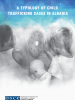 Cover of A Typology of Child Trafficking in Albania (OSCE)