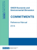 OSCE Economic and Environmental Dimension: Commitments (OSCE)