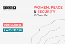 This month, the OSCE marks the 20th anniversary of the United Nations Security Council Resolution 1325 on Women, Peace and Security.