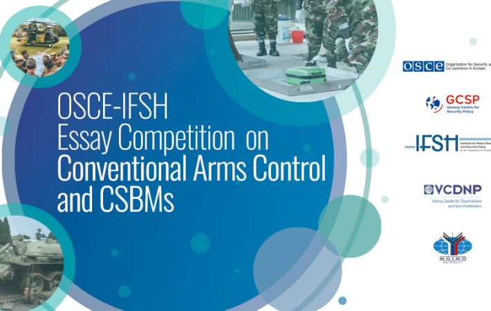 How can we revive conventional arms control and confidence- and security-building measures in Europe? We asked young people to send in their ideas. Learn more about the winning entries.