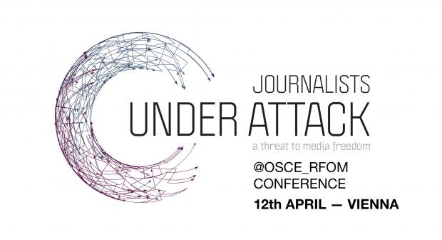 The conference will assist OSCE participating States with implementing the 2018 Ministerial Council Decision on the Safety of Journalists and providing safe working conditions to journalists and other media workers.