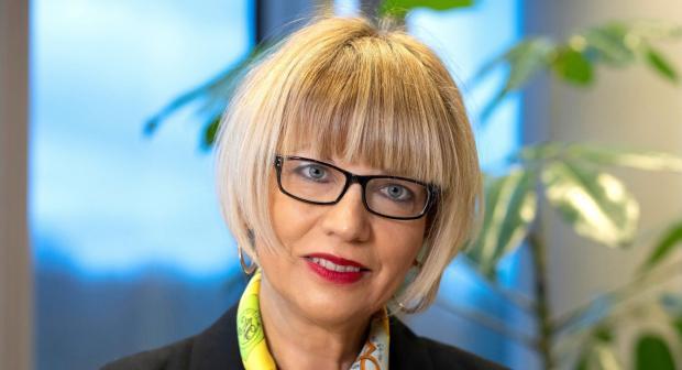 OSCE Secretary General Helga Maria Schmid. (Cristina Marasescu)