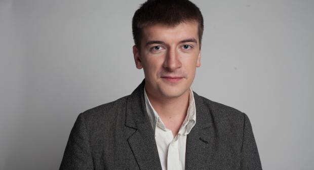 Maxim Borodin, investigative journalist with Noviy Den news agency. (Noviy Den News Agency)