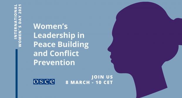 International Women's Day 2021 (OSCE)