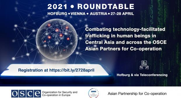 Combating technology-facilitated trafficking in human beings in Central Asia and across the OSCE Asian Partners for Co-operation. (OSCE)