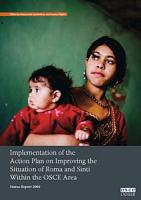Cover of Implementation of the Action Plan on Improving the Situation of Roma and Sinti Within the OSCE Area